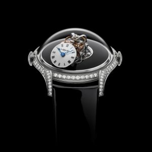 Legacy Machine FlyingT unlocking the Feminine Side Of MB&F