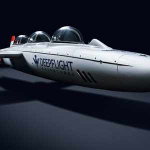 Underwater Adventure And Exploration with Deepflight's Super Falcon 3s