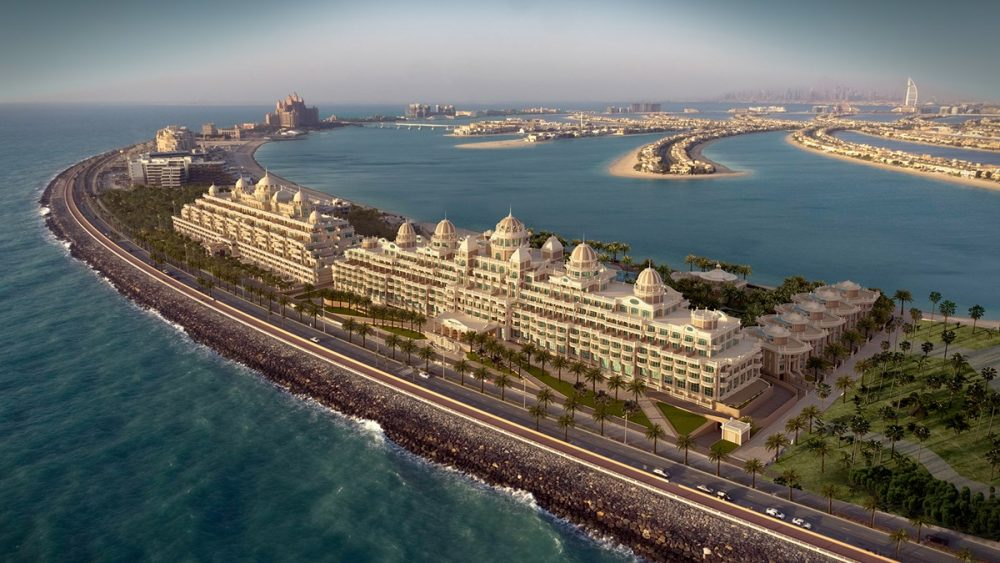 Emerald Palace Kempinski Dubai – The grandeur of 18th century Europe on the sands of Palm Jumeirah