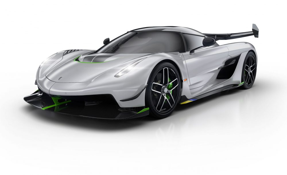 Koenigsegg has unveiled an all-new megacar, the Koenigsegg Jesko