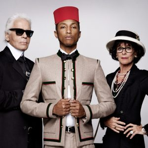 Pharrell Williams dreams up capsule collection with Chanel