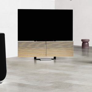 Bang & Olufsen debuts Beovision Harmony at Milan Design Week