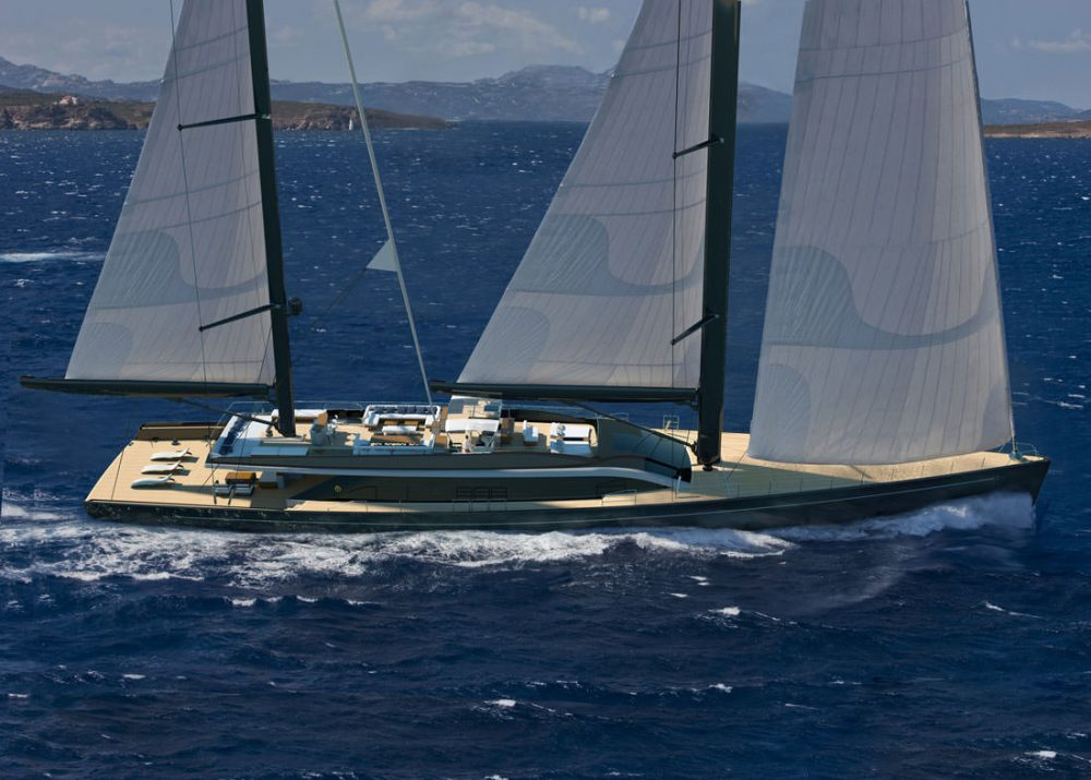 Perini Navi presents the new e-volution and Argonaut series