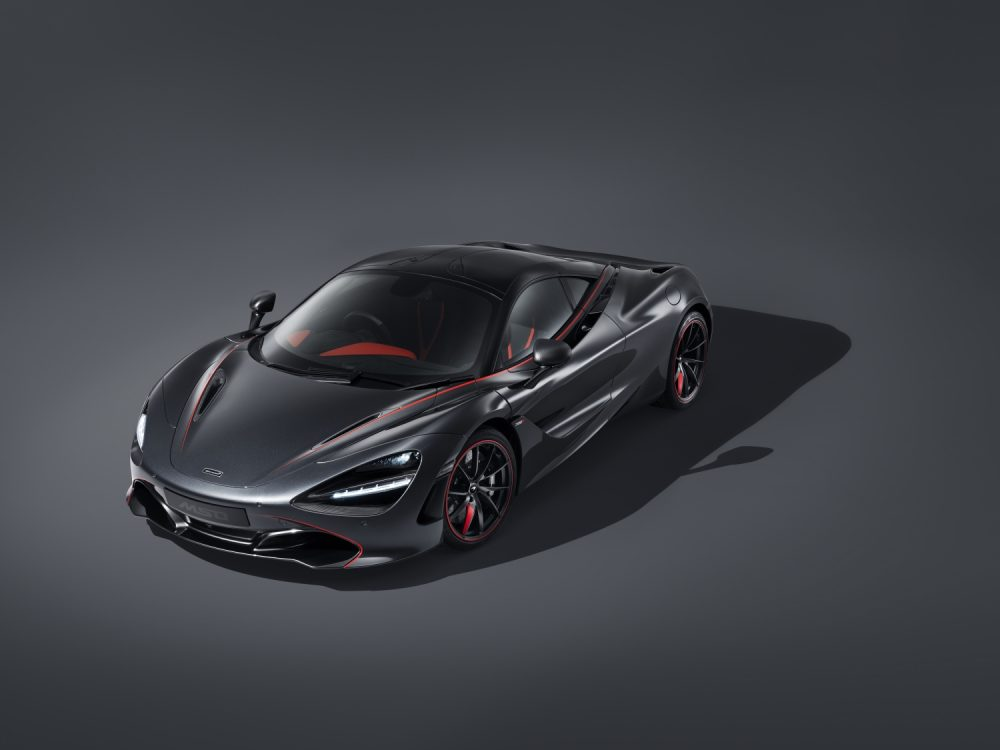 McLaren Special Operations takes a bold approach to Stealth with striking bespoke design theme for 720S