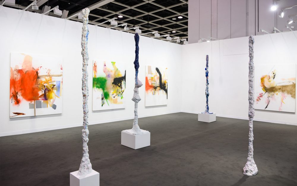 A premier line-up of galleries at the 2019 edition of Art Basel in Basel