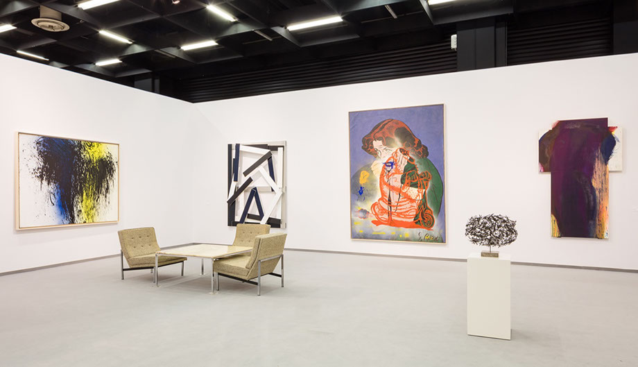 A broad offering of contemporary works: Art Cologne, 11-14 April 2019