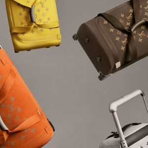 Louis Vuitton launches Horizon Soft with designer Marc Newson
