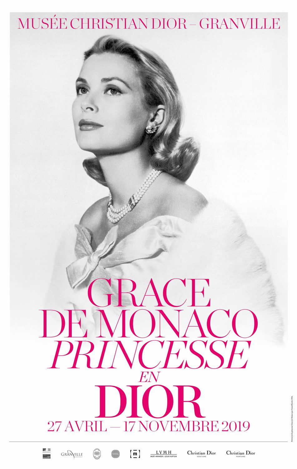 Grace Kelly honored at Christian Dior museum in Normandy, France