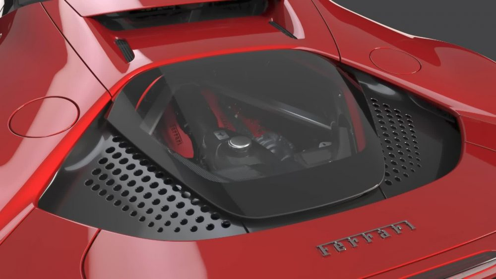 The Ferrari SF90 Stradale – The new Series-production Supercar