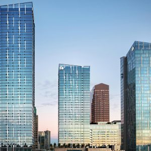 Metropolis Los Angeles — Contemporary High-Rise Residences in DTLA