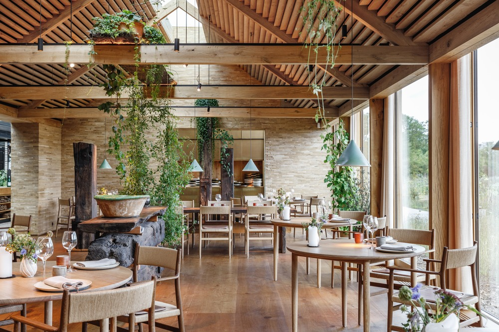 An Intimate Look Inside the New noma, Denmark
