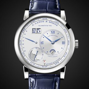 """The newest novelty by A. Lange & Söhne, LANGE 1 """"25th Anniversary"""""""