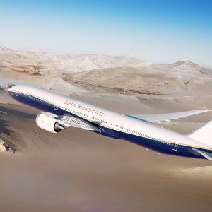 BBJ 777X, The Longest-Range Business Jet by Boeing