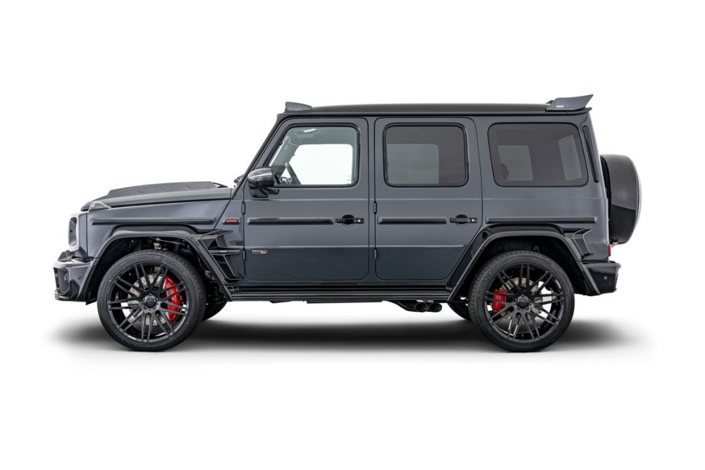 "The untamed Mercedes-AMG G 63, Brabus 800 ""Shadow"" – Limited Edition ""1 Of 10"""