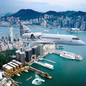 Dassault Aviation Launches Falcon 6X, the most advanced versatile twinjet