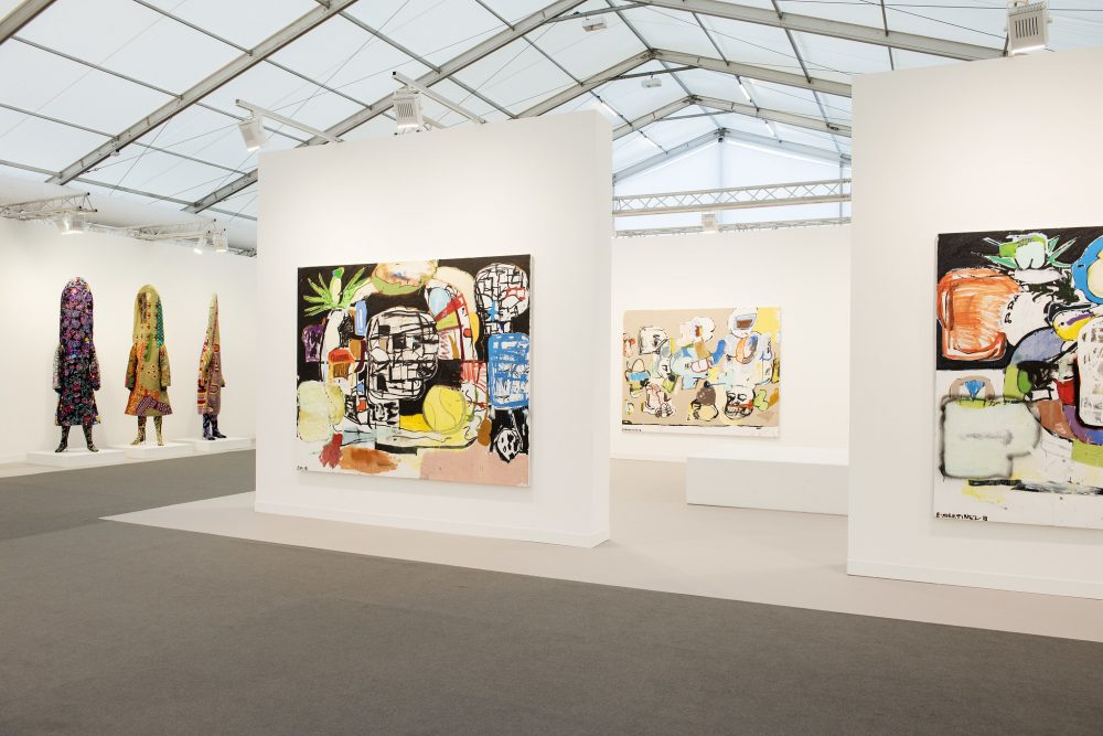 Frieze London and Frieze Masters, 3–6 October 2019