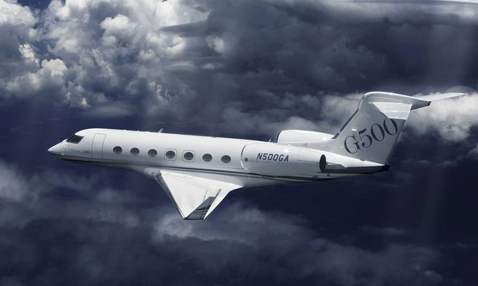 The Gulfstream G500 Range, swiftly reaching new destinations