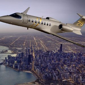 Bombardier Launches the Learjet 75 Liberty, A New Era for the Legendary Learjet