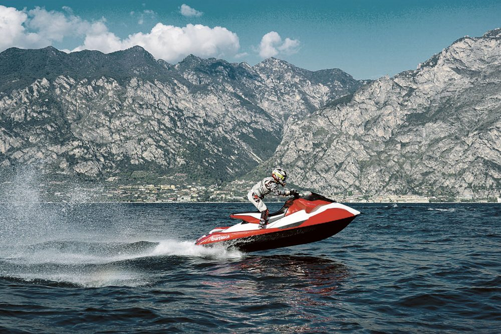 Burrasca, your very own personal watercraft by Belassi