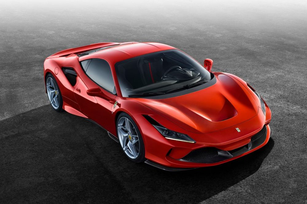 Ferrari F8 Tributo: Homage to the most powerful V8 in Ferrari history