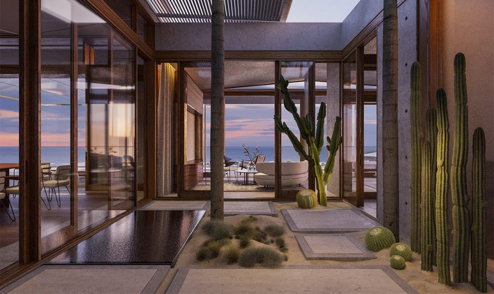 Amanvari, Baja's East Cape, Cabo San Lucas, Mexico set to open in 2021