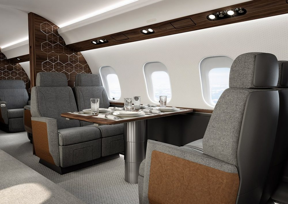 Bombardier Global 6500 Jet awarded entry-into-service