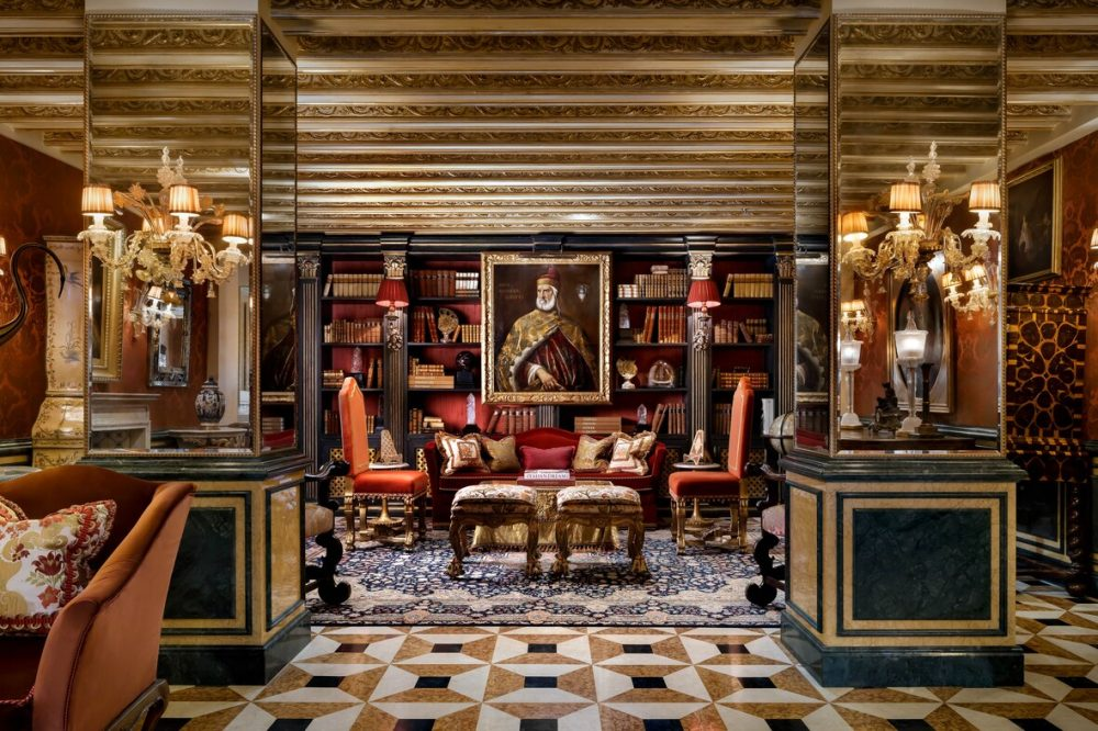 Experience Venice from the iconic Gritti Palace Hotel