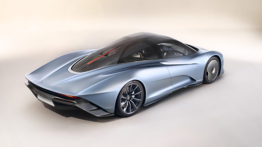 The New Ultimate Series Hyper-GT: McLaren Speedtail