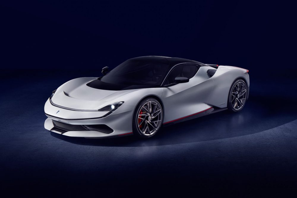 Pininfarina Battista – The World's First Pure Electric Luxury Hyper GT