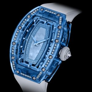 The Gemset Sapphire RM 07-02 by Richard Mille