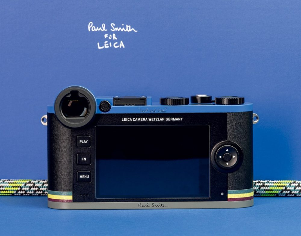 Leica CL 'edition Paul Smith': Special Limited Edition 2019