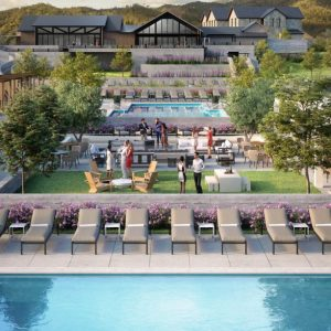 Four Seasons Resort and Residences Napa Valley, now accepting reservations