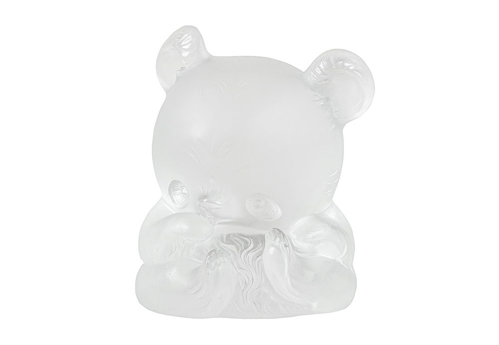 The Panda collection by Han Meilin and Lalique