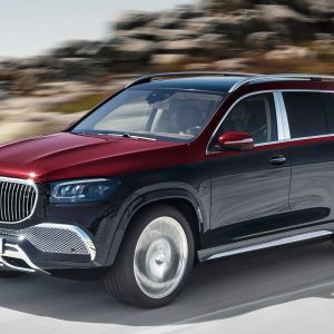 The Mercedes-Maybach GLS 600, a new form of luxury