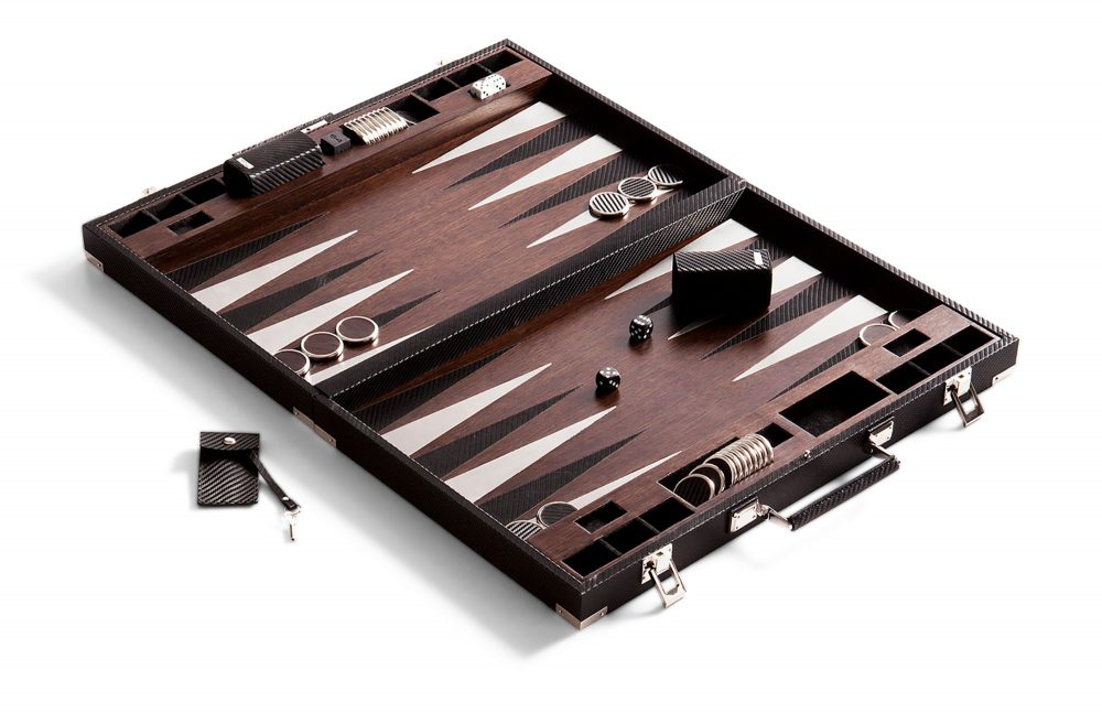 Sutton Backgammon Set by Ralph Lauren Home