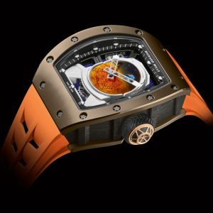 RM 52-05: Manual Winding Tourbillon Pharrell Williams by Richard Mille