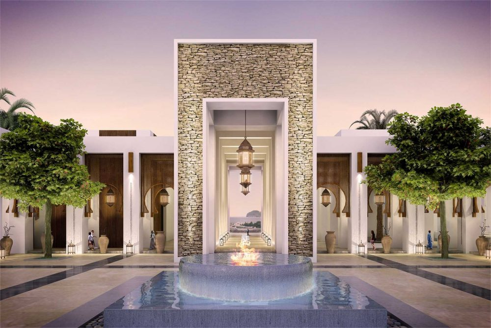 Moroccan charm with St. Regis Tamuda Bay Hotel
