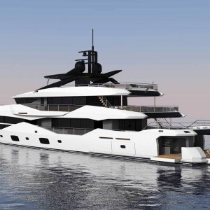 Sunseeker confirms sale of first flagship 161 Yacht, to be launched in 2022