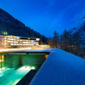 7132 Hotel, the art of alpine luxury in Vals, Switzerland