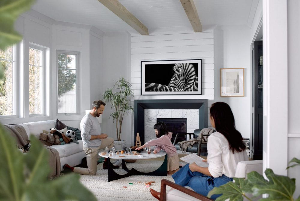 The Frame: The award-winning lifestyle TV by Samsung