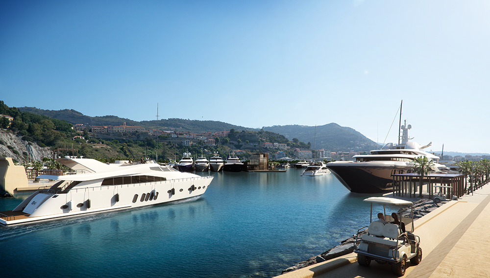 Monaco Ports new marina Cala Del Forte, Ventimiglia to open in 2020