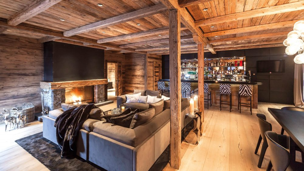 Chalet N, experience the truly authentic sense of pure nature of the Arlberg in Austria