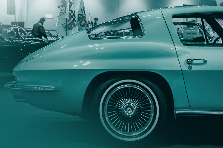 London's finest classic cars show at Kensington Olympia, 20th-23rd February 2020