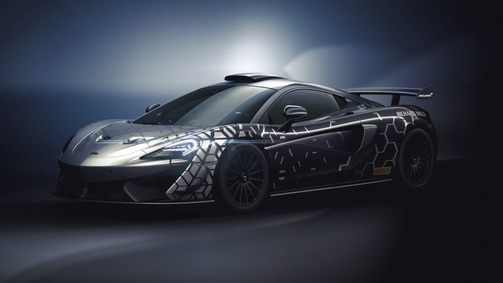 New McLaren 620R limited-edition, competition-inspired coupé joins McLaren Sports Series