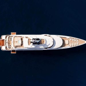 "Benetti delivers M/Y ""Metis"", a 63-meter superyacht with innovative design"
