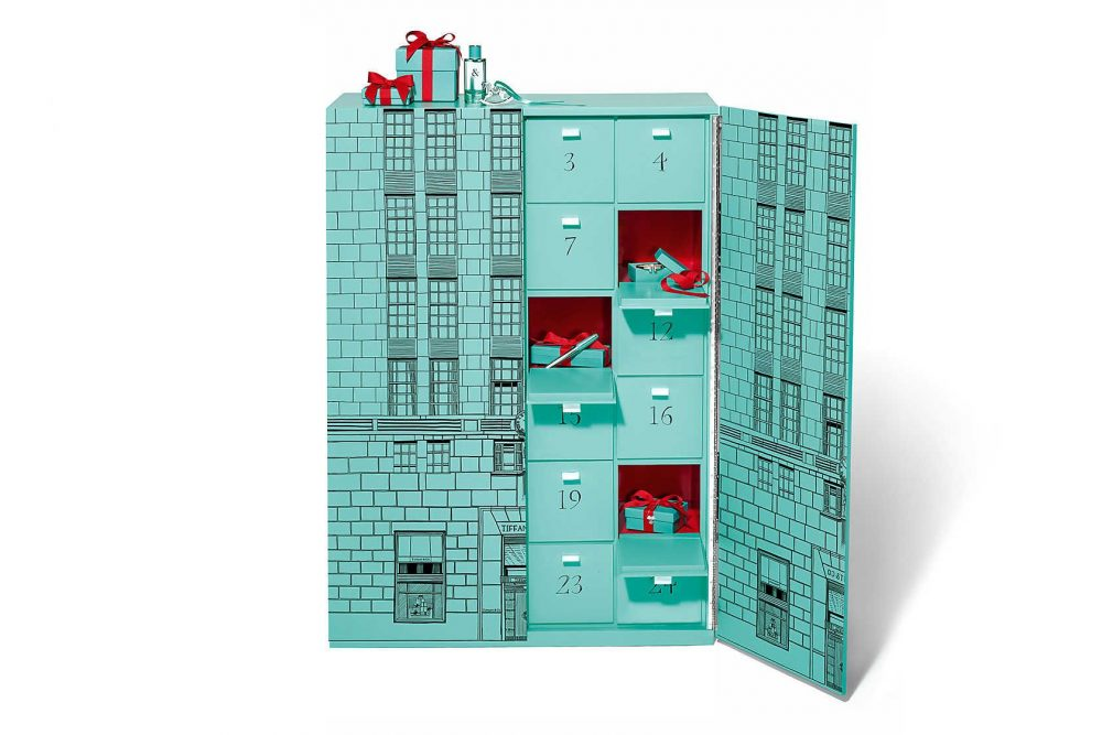 A Very, Very Tiffany Holiday featuring 12 extraordinary items