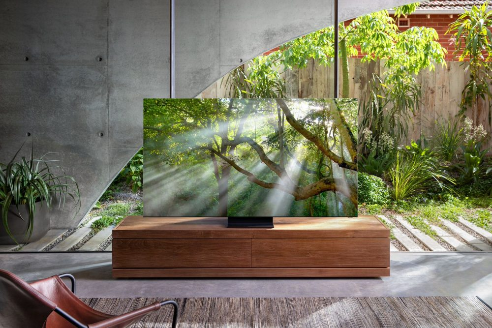 Samsung Electronics 2020 QLED 8K TV, an unprecedented viewing experience