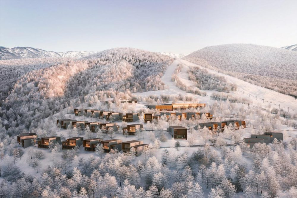 Aman Niseko, a serene destination in Japan, opening in 2023