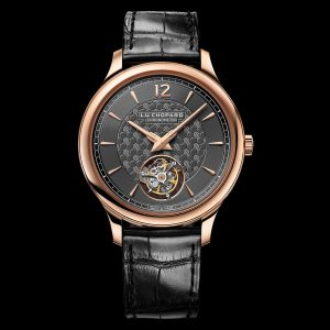 L.U.C Flying T Twin, Chopard's first flying tourbillon