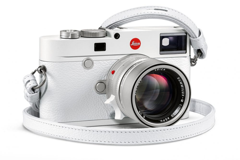 Leica Limited Edition M10-P 'White' Camera